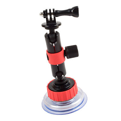 Rotating Suction Cup Mount Car Windshield Bracket for Gopro Hero 5 4 Camera