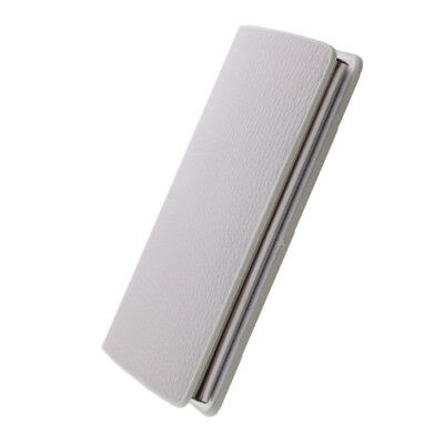Proffessional PU Business Card Holder for MEN WOMEN Credict /ID Card Grey