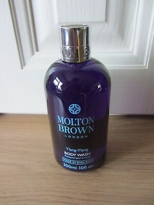 Molton Brown Ylang-Ylang Body Wash 300ML ~ FREE P&P