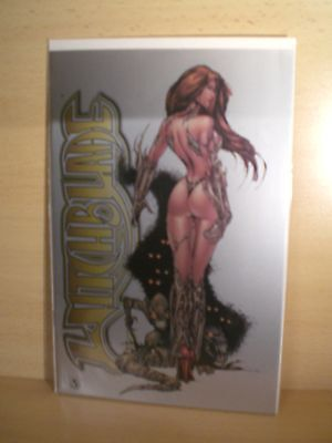 Comic Witchblade Neue Serie 1 Variant Infinity