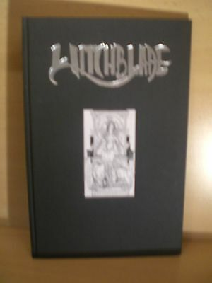 Comic Witchblade Neue Serie 1 Hardcover 50 Expl.