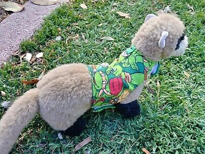 Ferret Harness - Ninja Turtles - S/M