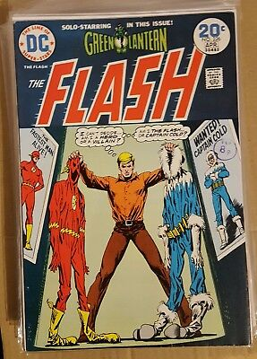 The Flash #226 (1974 - Dc Comics - Cents Copy,pence Stamp - Fn+/vfn-)