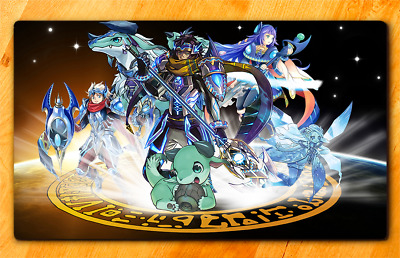 High Quality World Chalice Yugioh Playmat World Chalice playmat