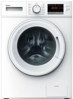 NEW Esatto EFLW9 9kg Front Load Washing Machine