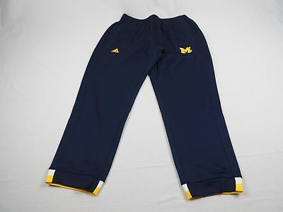 NEW adidas Michigan Wolverines - Navy Athletic Pants (Multiple Sizes)