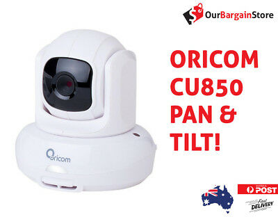 ORICOM CU850PT Secure Baby Monitor Colour Camera *FREE SHIPPING*
