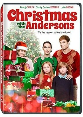 Christmas with the Andersons [New DVD] Widescreen