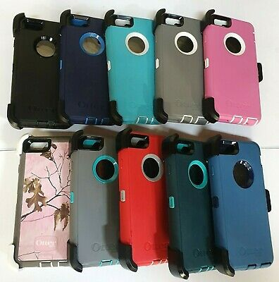 OtterBox Defender Series Case for iPhone 6 & 6S With Belt Clip Holster - colors