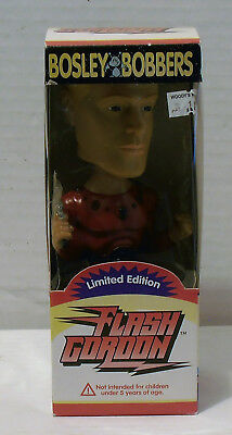 2002 Flash Gordon Bosley Bobbers Bobble Head NIB
