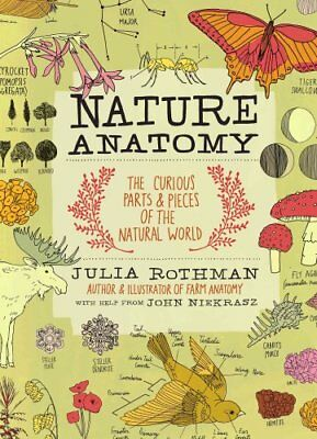 Nature Anatomy by Julia Rothman 9781612122311 (Paperback, 2014)