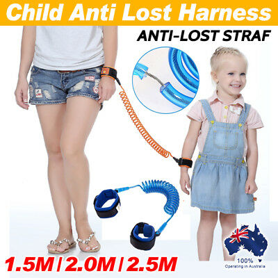 Anti Lost Walking Wrist Link Safety Strap Belt Link for Toddlers Babies Kids