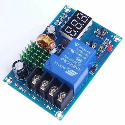 Q4 Programmable Lead Acid Lipo Battery Charge Controller Protection Switch Modul