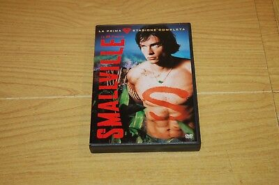 Smallville - Stagione 1 (6 DVD) DVD ORIGINALI Warner Bros DVS Z8 24255