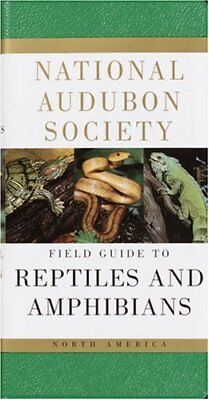National Audubon Society Field Guide to Reptiles a