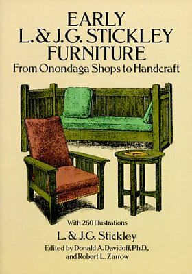 Early L. & J. G. Stickley Furniture: From Onondaga