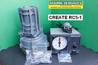 CREATE RC5-1. NEW Rotator & Controller with dial speed. 36 Month Warranty.