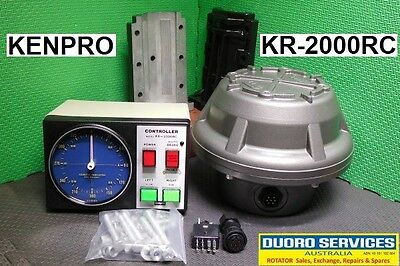 KENPRO KR-2000RC Rotator Set with BDS35 Auto Brake Delay. Refurbished & Upgraded