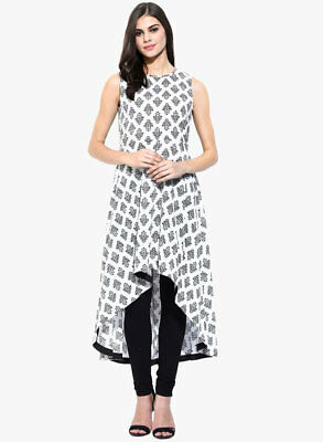 Printed Women Tops Kurtis Best Fit Kurtas Bollywood Designs and Stylish Look 14