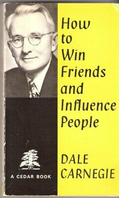 How to Win Friends and Influence People (Cedar Boo... by Carnegie, Dale Hardback