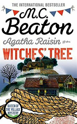 Agatha Raisin and the Witches' Tree by Beaton, M.C. Book The Cheap Fast Free
