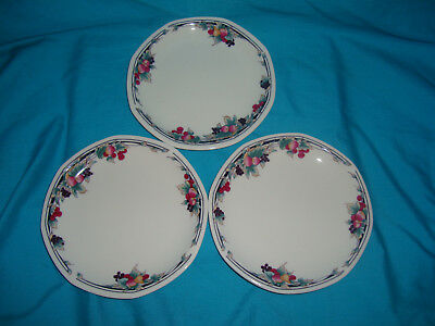 Royal Doulton - Autumn's Glory - Side or Tea Plates x 3 (several available)