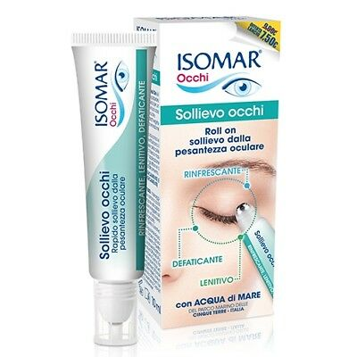 Isomar Occhi Sollievo Occhi Roll-On 10 ml