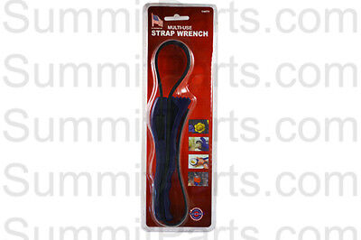 Rubber Strap Wrench - For Service - Strap-Wrench