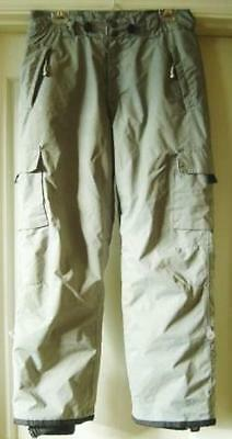 LIQUID MEN'S/ YOUTH SKI/SNOWBOARD INSULATED WATERPROOF BREATHABLE PANTS  Size XL