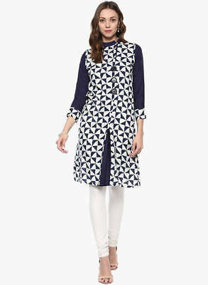 Printed Women Tops Kurtis Best Fit Kurtas Bollywood Designs and Stylish Look 30