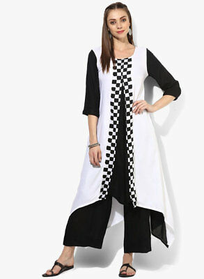 Printed Women Tops Kurtis Best Fit Kurtas Bollywood Designs and Stylish Look 34