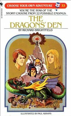 The Dragons Den (Choose Your Own Adventure, No. 3