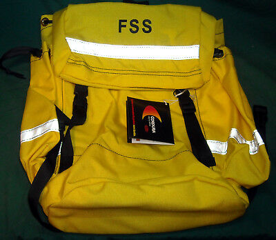 NEW Complete Set Forest Service Pack FSS USFS BLM Forest Fire Firefighter Backpa