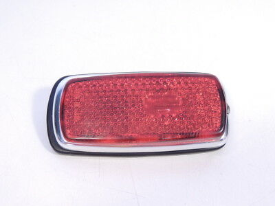 Mercedes Benz Rear Side Marker Light Red 1966-1971 #0008260641 SAE AP2 4-DOT