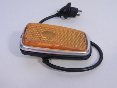 Mercedes Benz Front Side Marker Light Amber 250SE 280SE 3.5 ULO3020003 008260341