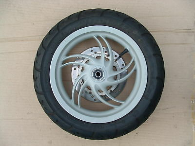 Piaggio Fly 150 Ie 3V 2015 Mod Front Wheel + Disc Good Cond