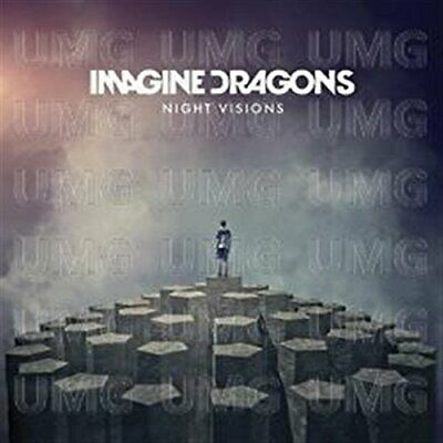 Imagine Dragons - Night Visions - Imagine Dragons CD NMVG The Cheap Fast Free