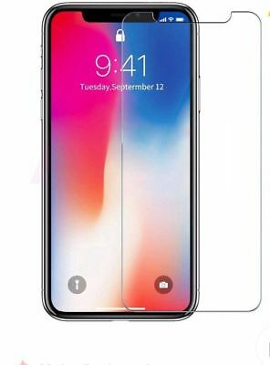 Spigen Apple iPhone X [Glas.tR SLIM] Shockproof Glass Screen Protector - 3PK