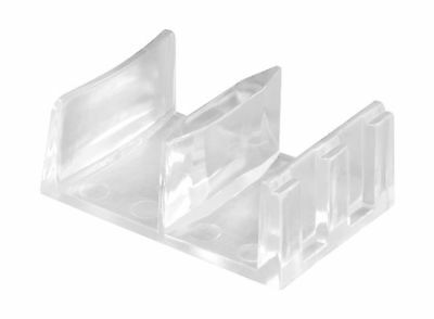 Prime-Line Products M 6058 Shower Door Bottom Guide Assembly(Pack of 2)