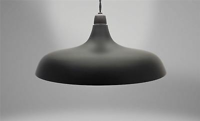 Coolie Dome Easy Fit Ceiling Pendant Light Shade, Modern Light Fitting