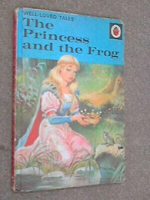 The Princess and the Frog (Easy Reading Books) Hardback Book The Fast Free