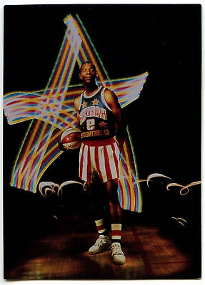 Donald Sinclair #61 Comic Images Harlem Globetrotters 1992 Basketball Card(C603)