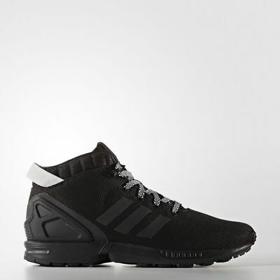 0cabb7cf0 ADIDAS ZX FLUX Winter Boots For Men In Black with Original Box (84 ...
