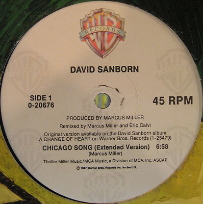 singles in sanborn In 1956 david sanborn was a skinny 11-year-old kid whose left arm hung awkwardly,  those three singles had something in common: wild,.