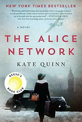The Alice Network: A Novel by Quinn, Kate Book The Cheap Fast Free Post