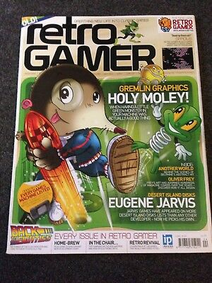 RETRO GAMER LOAD 159 2016 (THE MAKING OF SNAPPER)