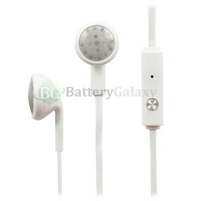 100X Headphone Headset Earbud for Android Phone Samsung Galaxy S8/S8 Plus/Note 8