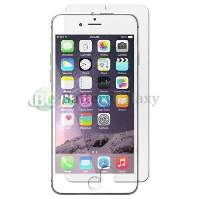 100X Anti-Scratch Ultra Clear HD LCD Screen Protector for Apple iPhone 8 Plus