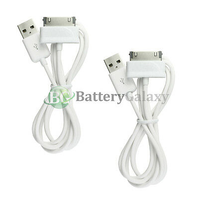 """2 USB Battery Charger Cable for Samsung Galaxy Tab Tablet 2 Plus 7.0"""" 500+SOLD"""