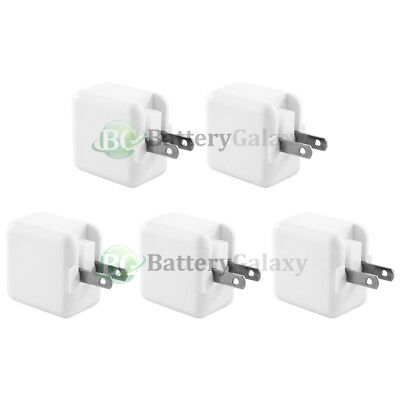 5 NEW USB Battery Wall RAPID Charger Adapter for Apple iPad Mini 1 2 3 4 Air HOT